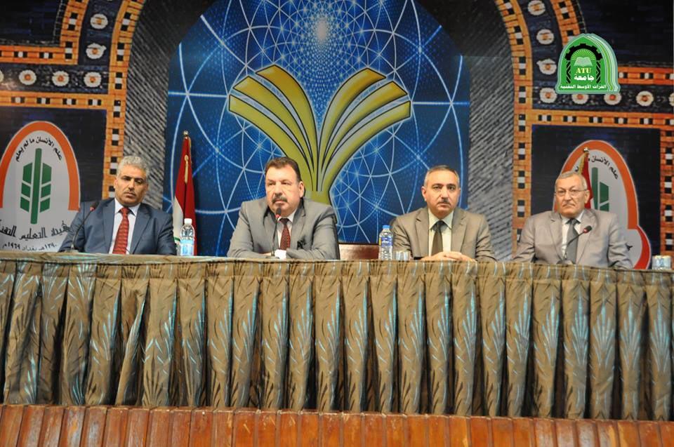 رئيس هيئة التعليم التقني يترأس لجنة التعيينات للتخصصات الطبية