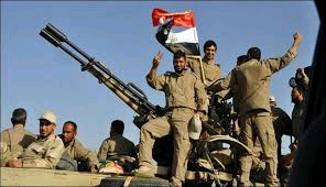 مدير ومنتسبي قسم شؤون الطلبة يباركون للشعب العراقي بيوم النصر العظيم