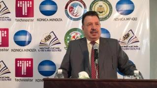 السيد رئيس الجامعةيفتتح مطبعة الفرات الأوسط الرقمية في معهد التقني كربلاء